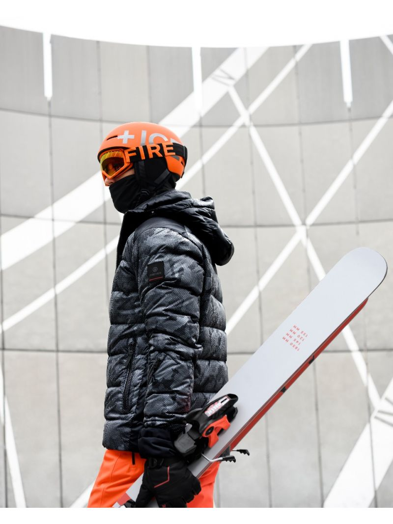 FIRE + ICE MEN'S SKI COLLECTION