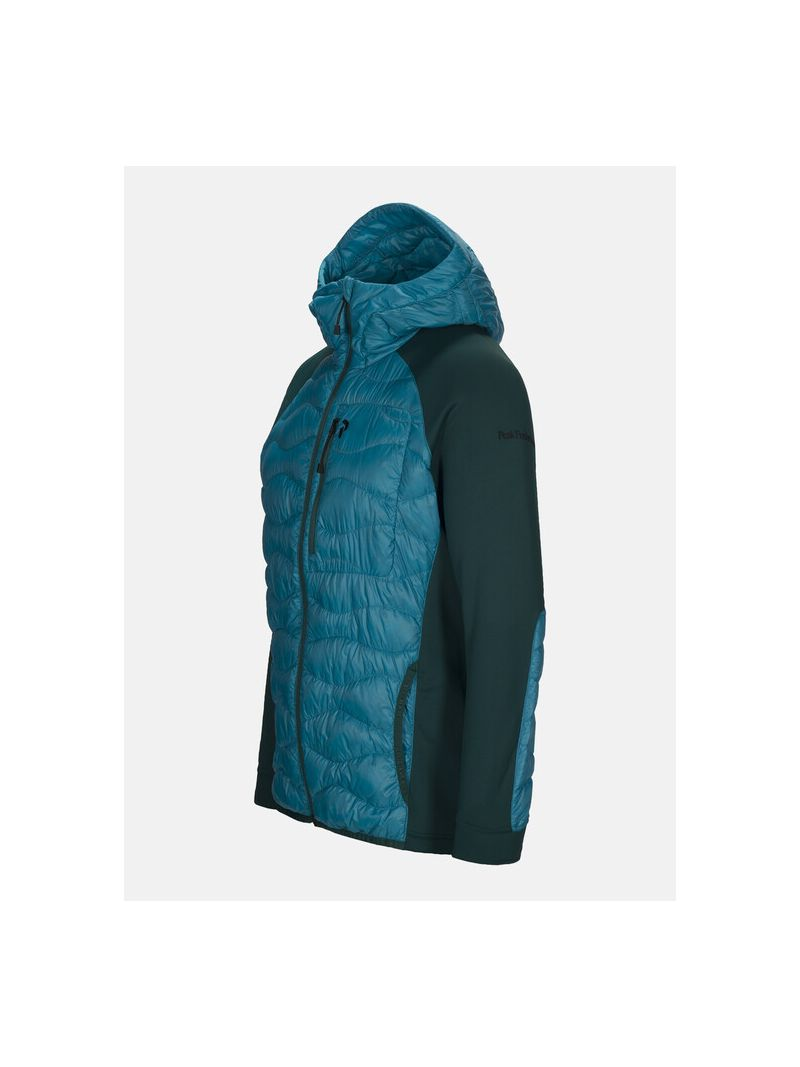 HELIUM HYBRID HOODED JKT MEN