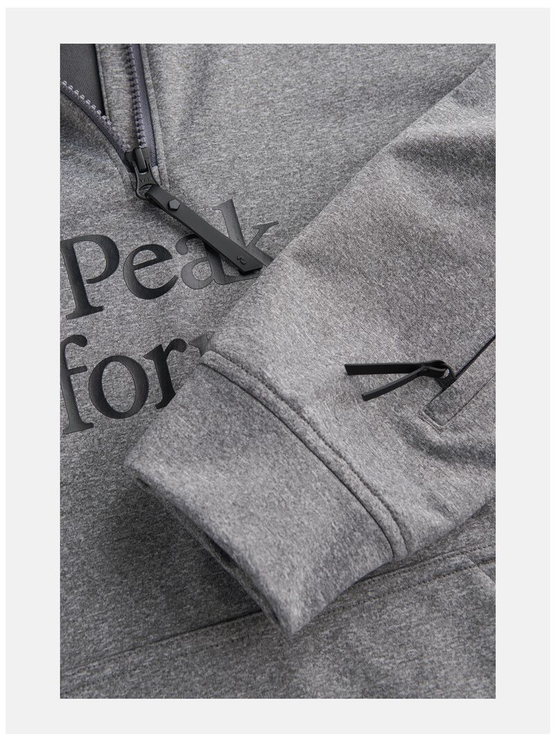 PEAK PERFORMANCE ORIGINAL SKI SS HOOD MEN