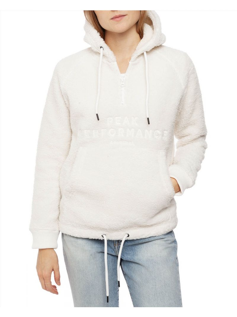 ORIGINAL PILE HALF ZIP WOMEN