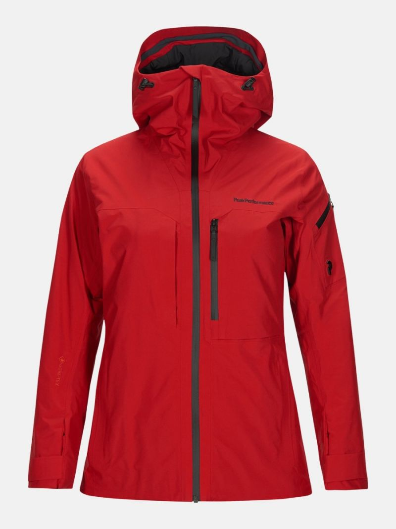 ALPINE 2L JKT WOMEN